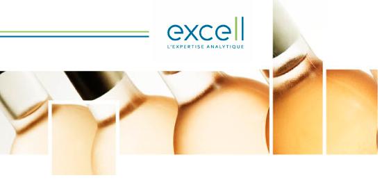 Electrochimie au laboratoire EXCELL